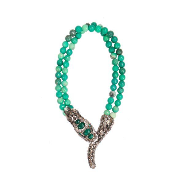 Collier Serpent - Série Limitée PHILIPPE FERRANDIS