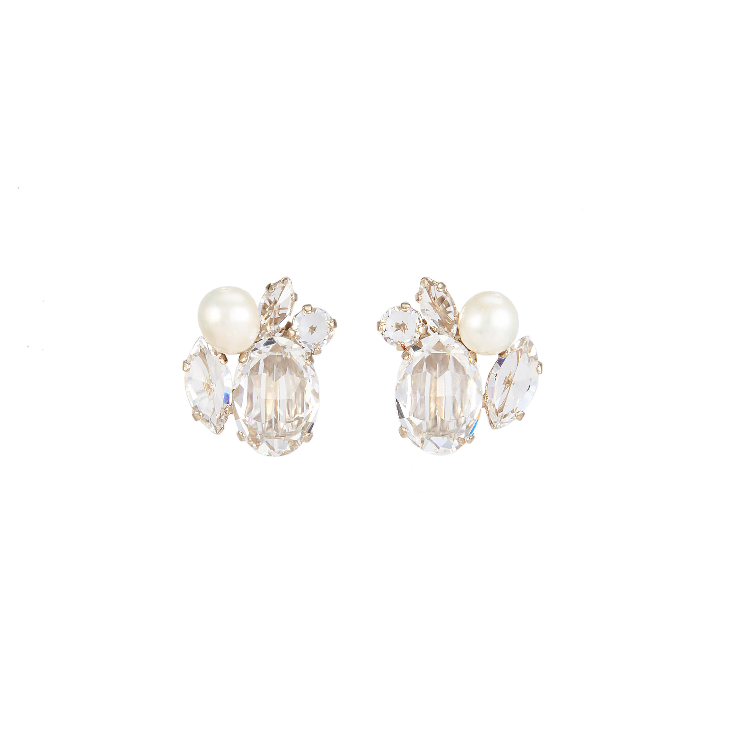Boucles d'oreilles clips ICE DROP ICE102