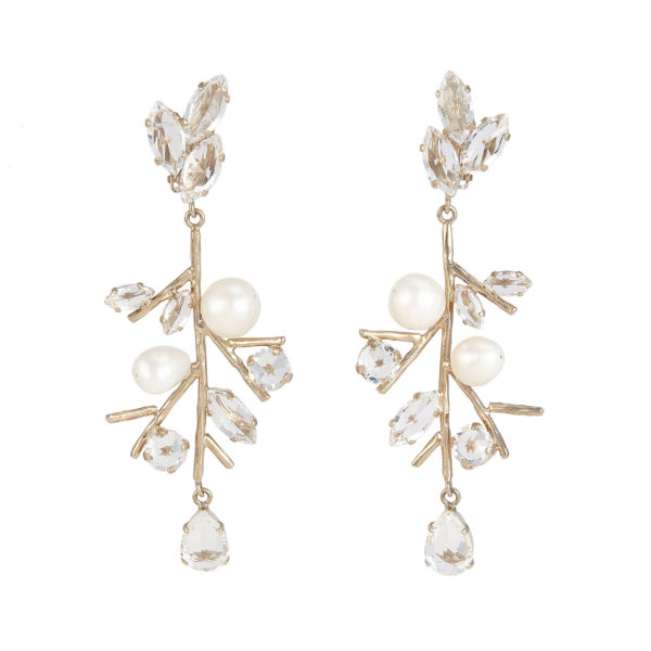 Boucles d'oreilles clips ICE DROP ICE109