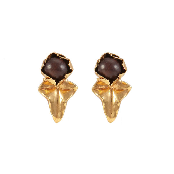 Boucles d'oreilles clips IVY WOOD IVW103 packshot