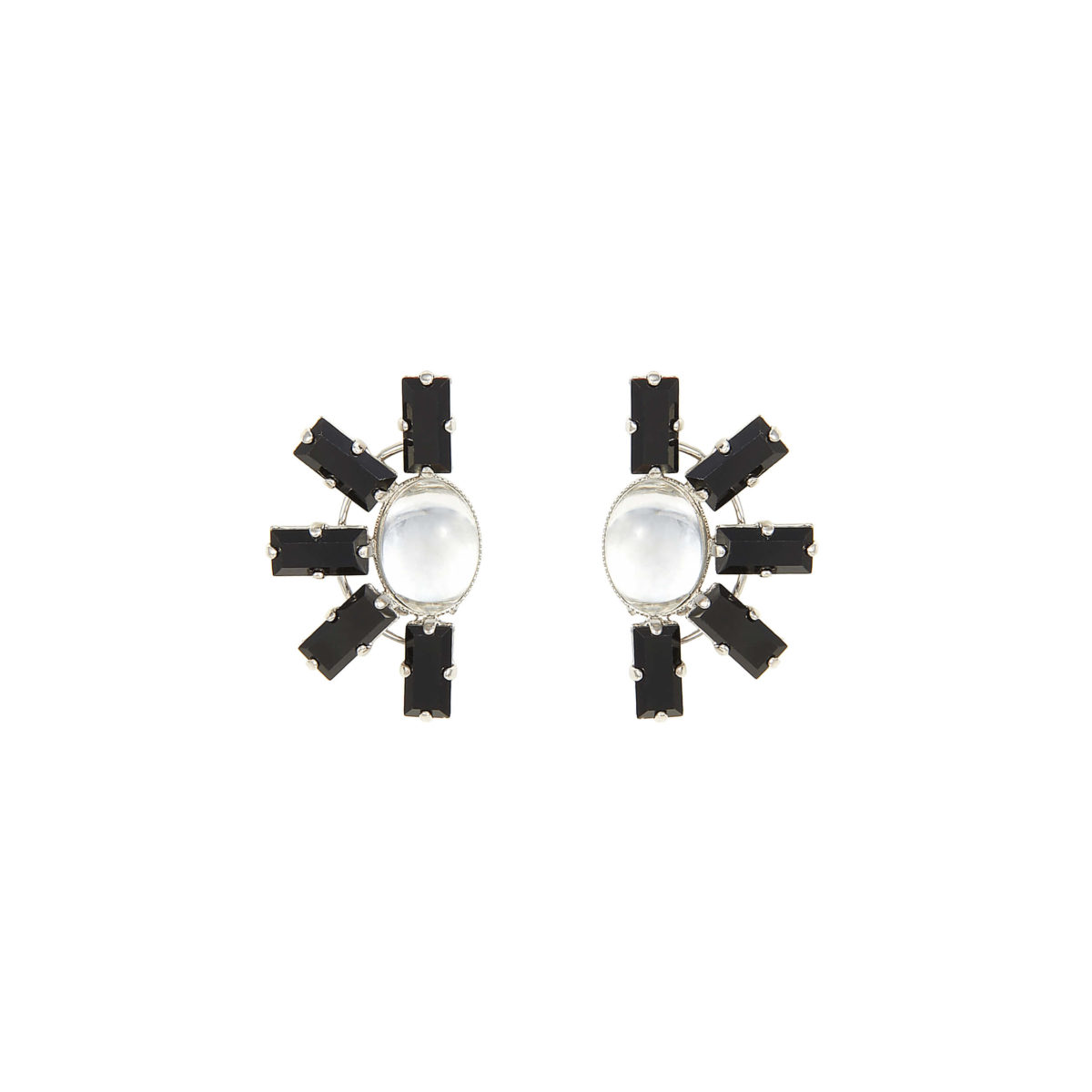 Boucles d'oreilles clips MADISON SQUARE MDS103-Col.1