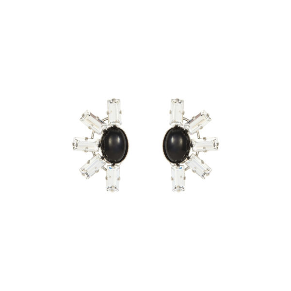 Boucles d'oreilles clips MADISON SQUARE MDS103-Col.2