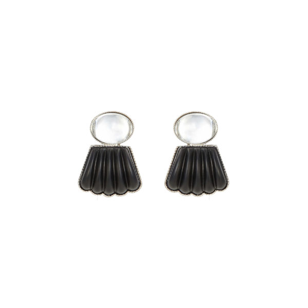 Boucles d'oreilles clips MADISON SQUARE MDS104-Col.1