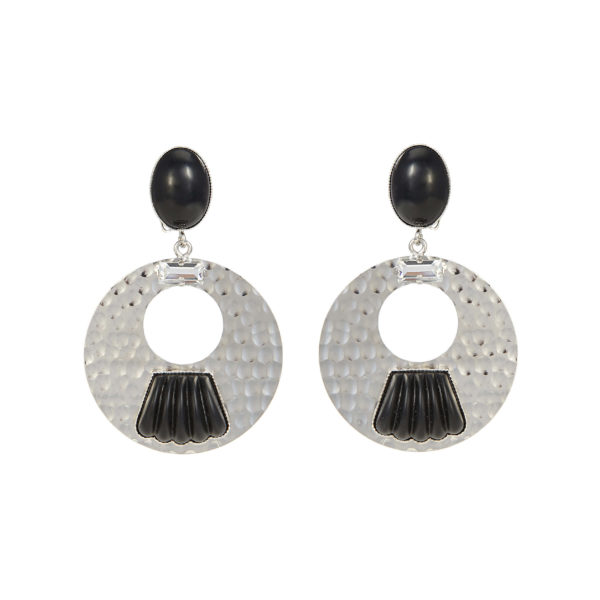 Boucles d'oreilles clips MADISON SQUARE MDS109