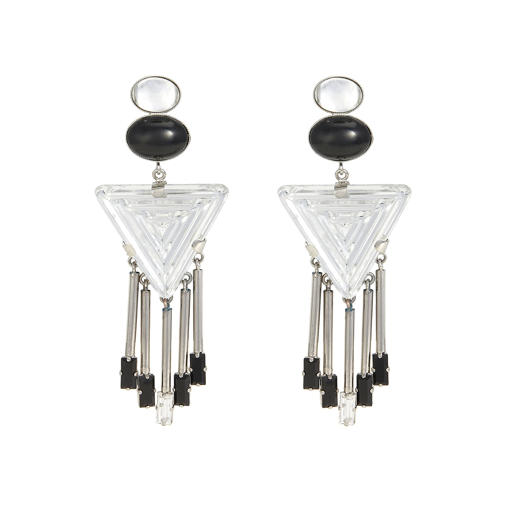 Boucles d'oreilles clips MADISON SQUARE MDS114