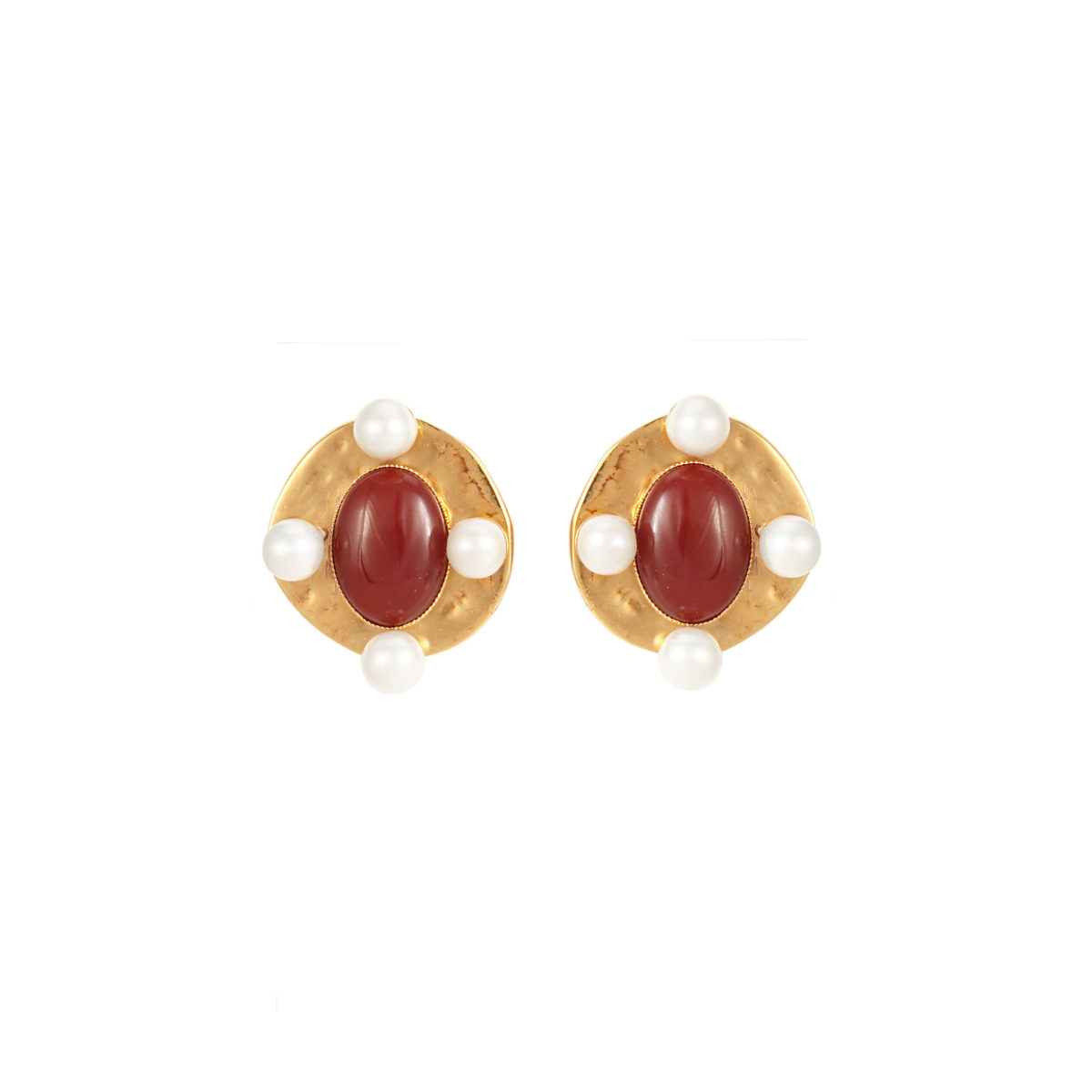 Boucles d'oreilles clips TOPKAPI TOP104-col1 packshot