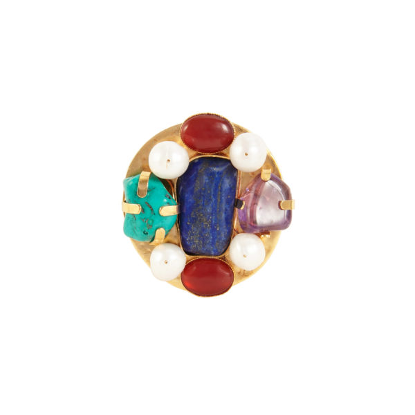 Broche TOPKAPI TOP31