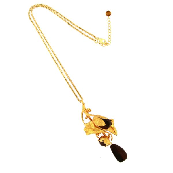 Collier IVY WOOD IVW21